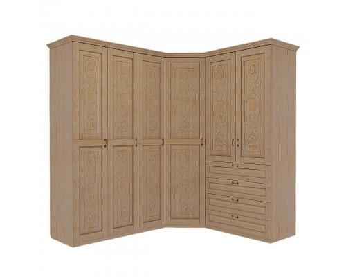 Шкаф 6 Резной угловой