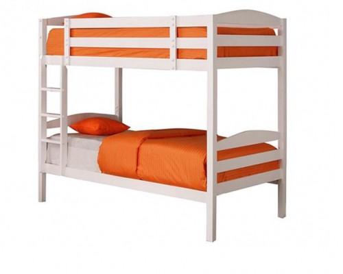Кровать деревянная двухярусная №8
