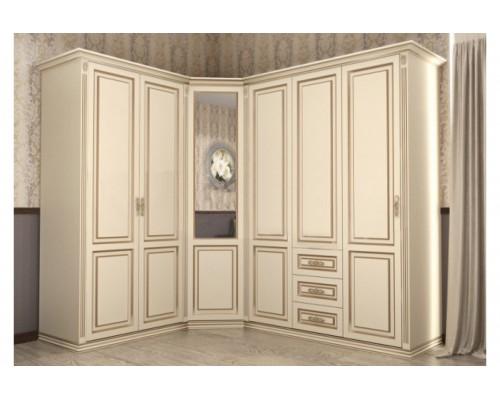 Шкаф 6 Лирона угловой