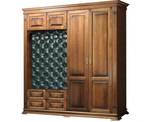 Шкаф открытый прямой Верди №1