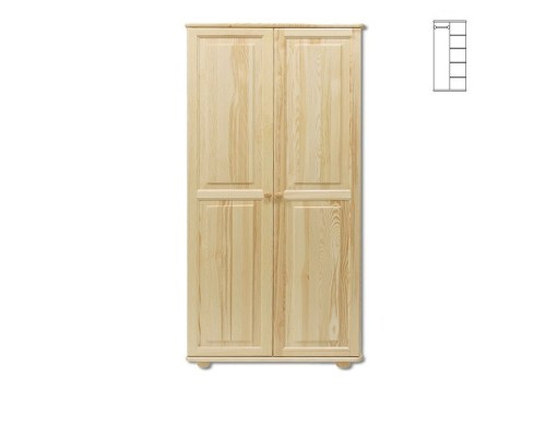 Шкаф для дачи Витязь - 104