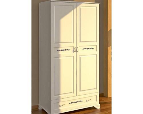 Шкаф 2 витязь с узором №2