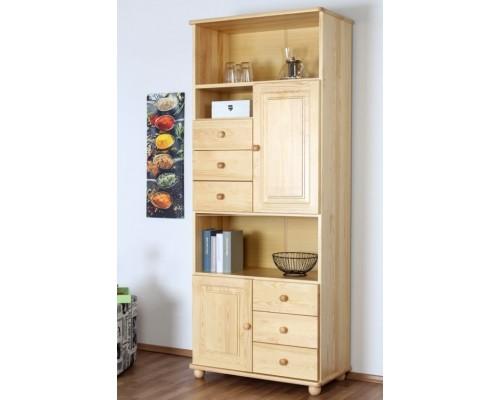 Шкаф книжный КВ112.1