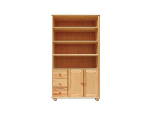 Шкаф книжный КВ108