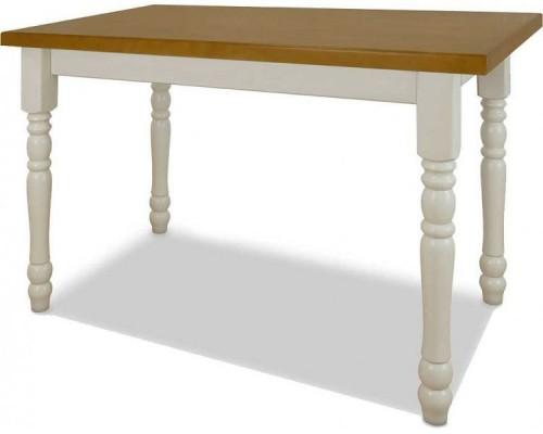 Стол обеденный из массива дерева №22