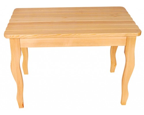 Стол обеденный из массива дерева №11