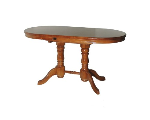 Стол обеденный из массива дерева №7