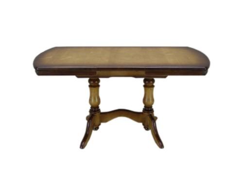 Стол обеденный из массива дерева №3