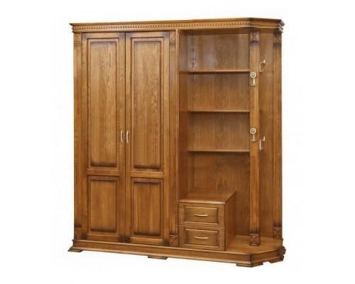 Шкаф открытый угловой Верди №2
